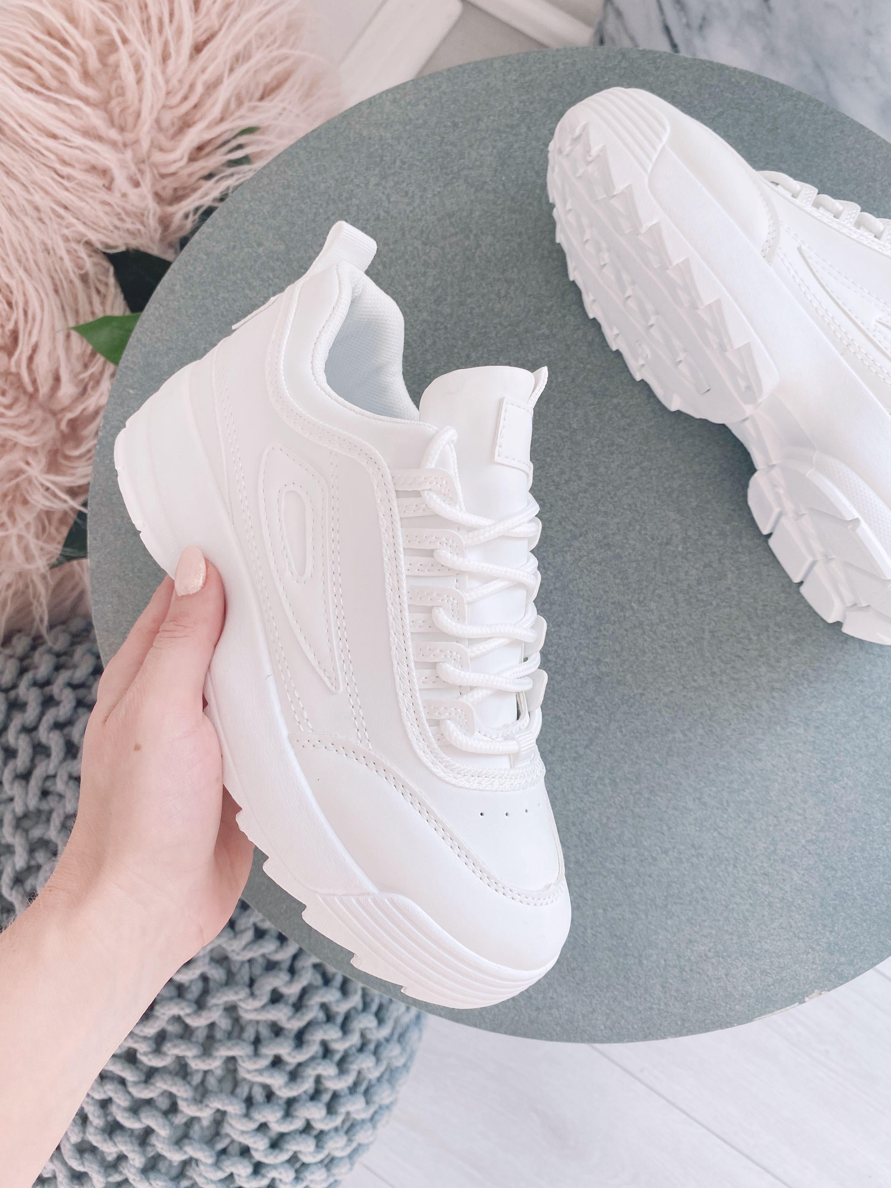 Superge BL153 white