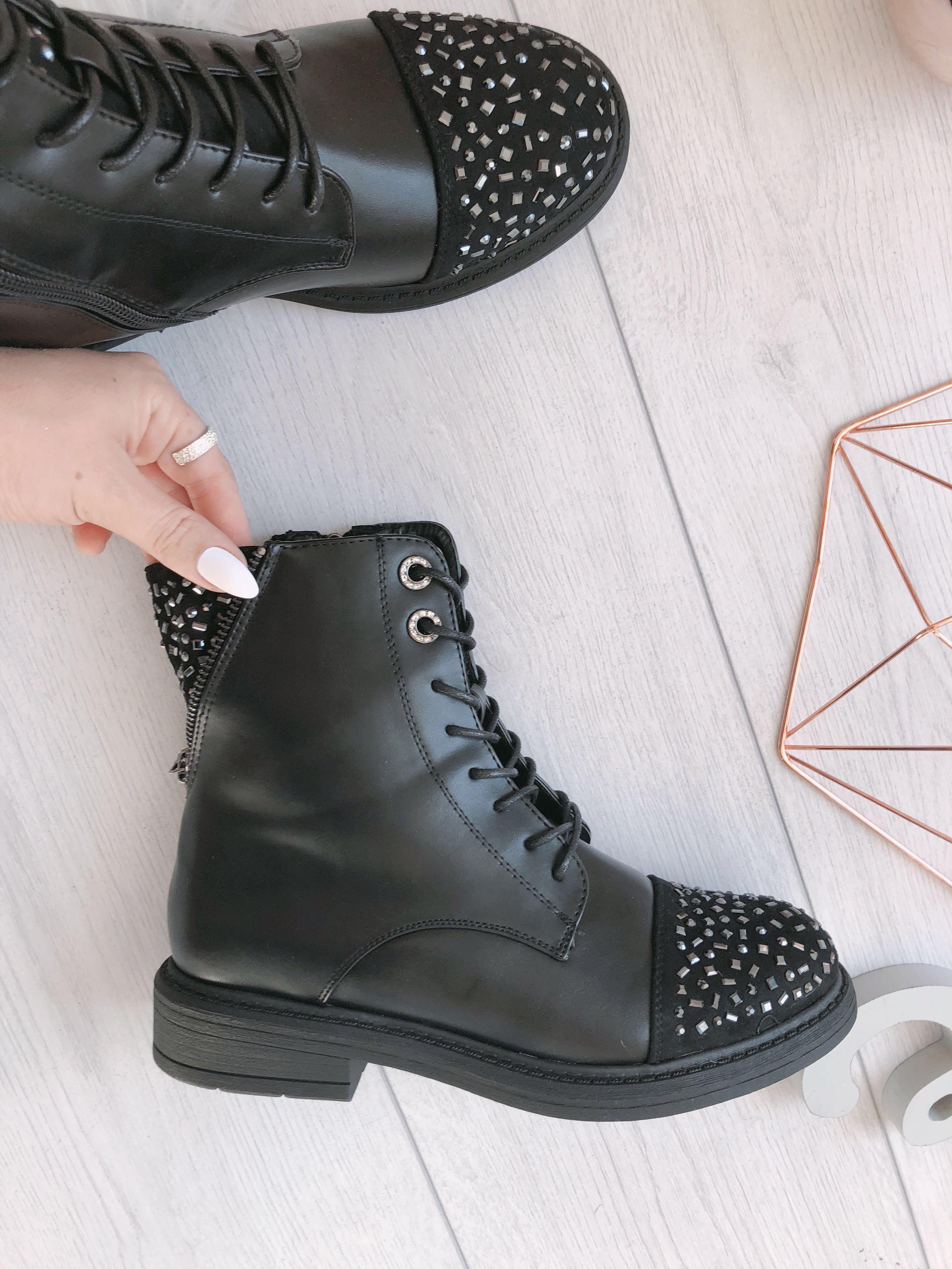 Gležnarji LN05 BLACK