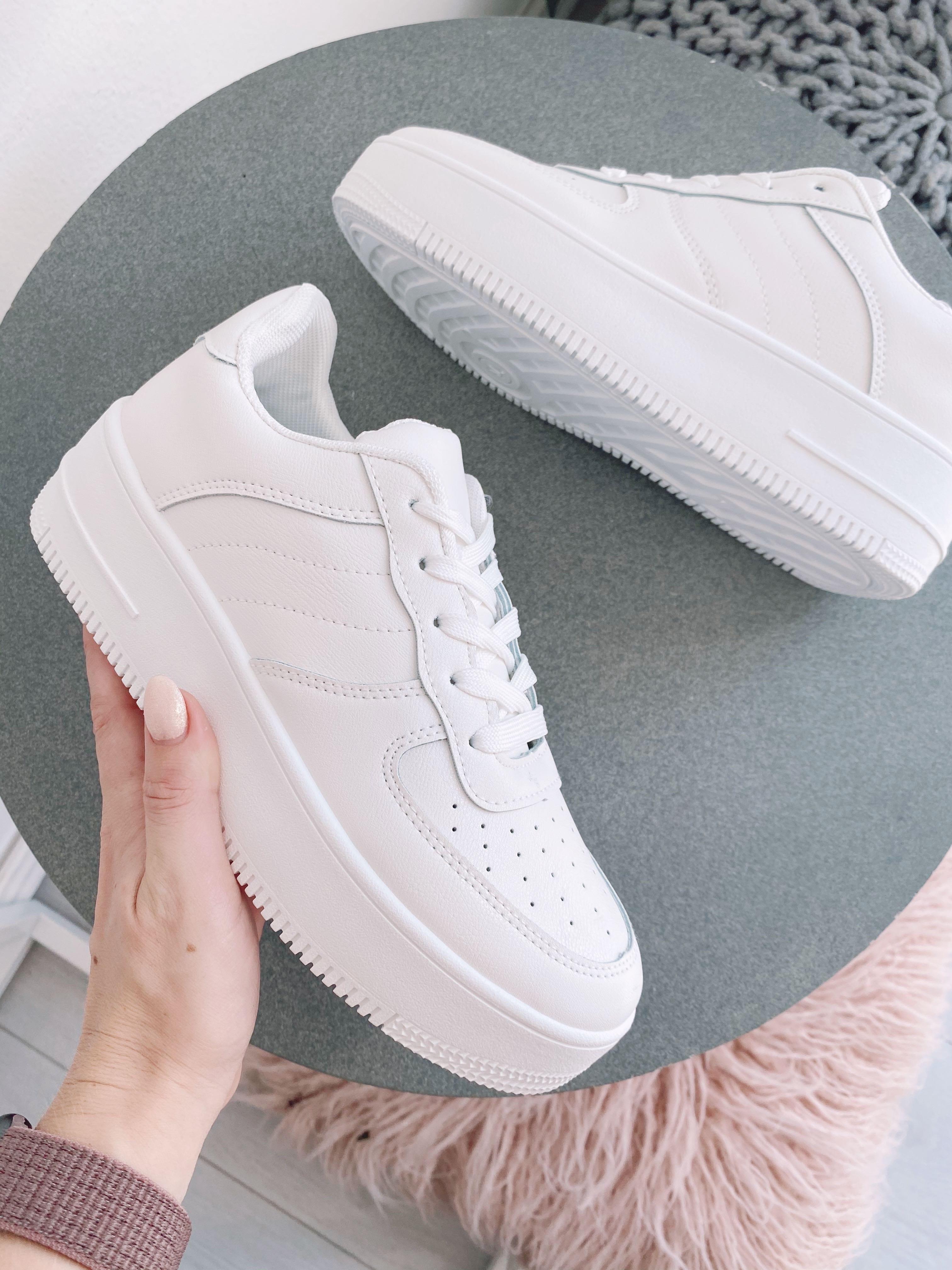Superge B0-599 White