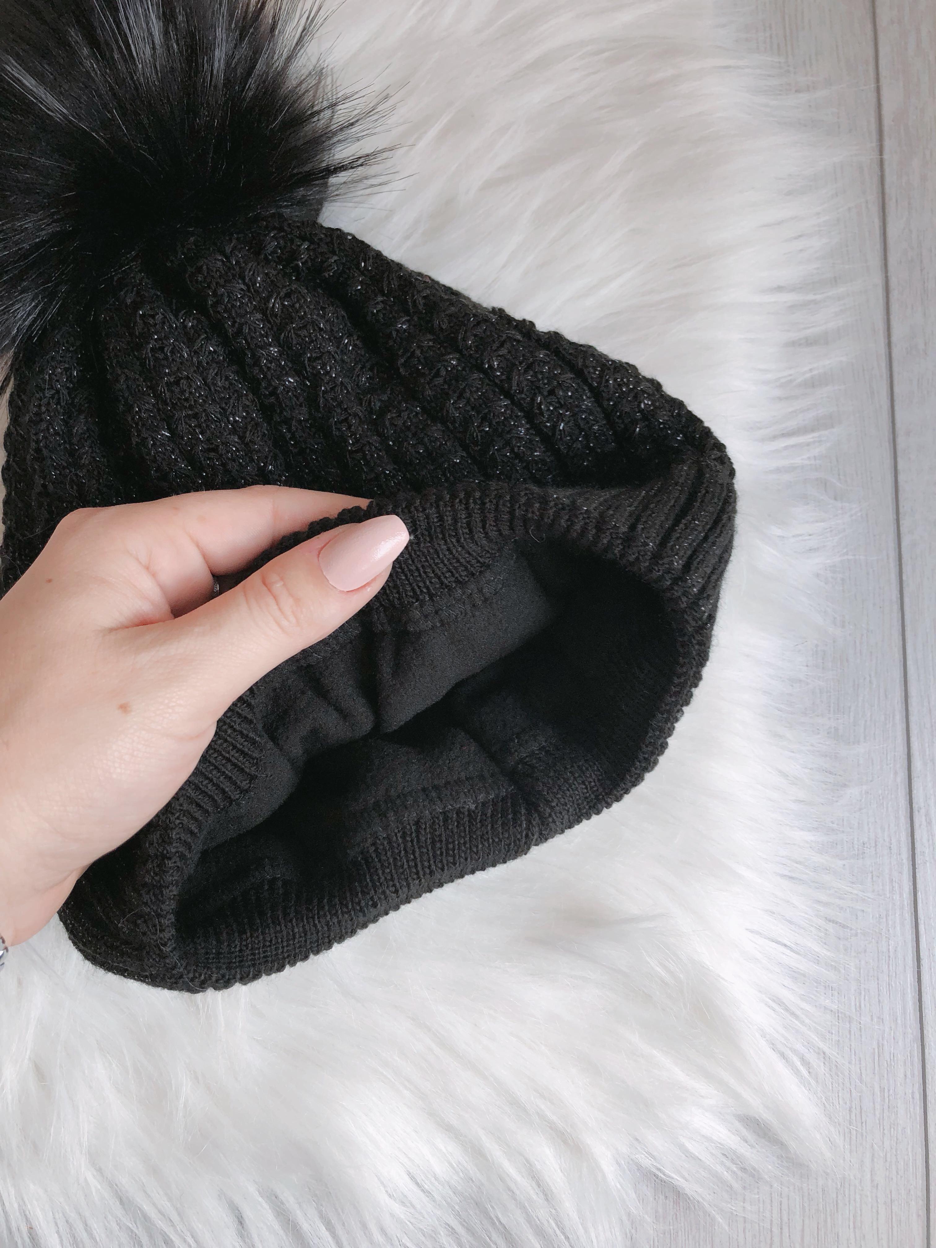 Kapa POLTANO BLACK