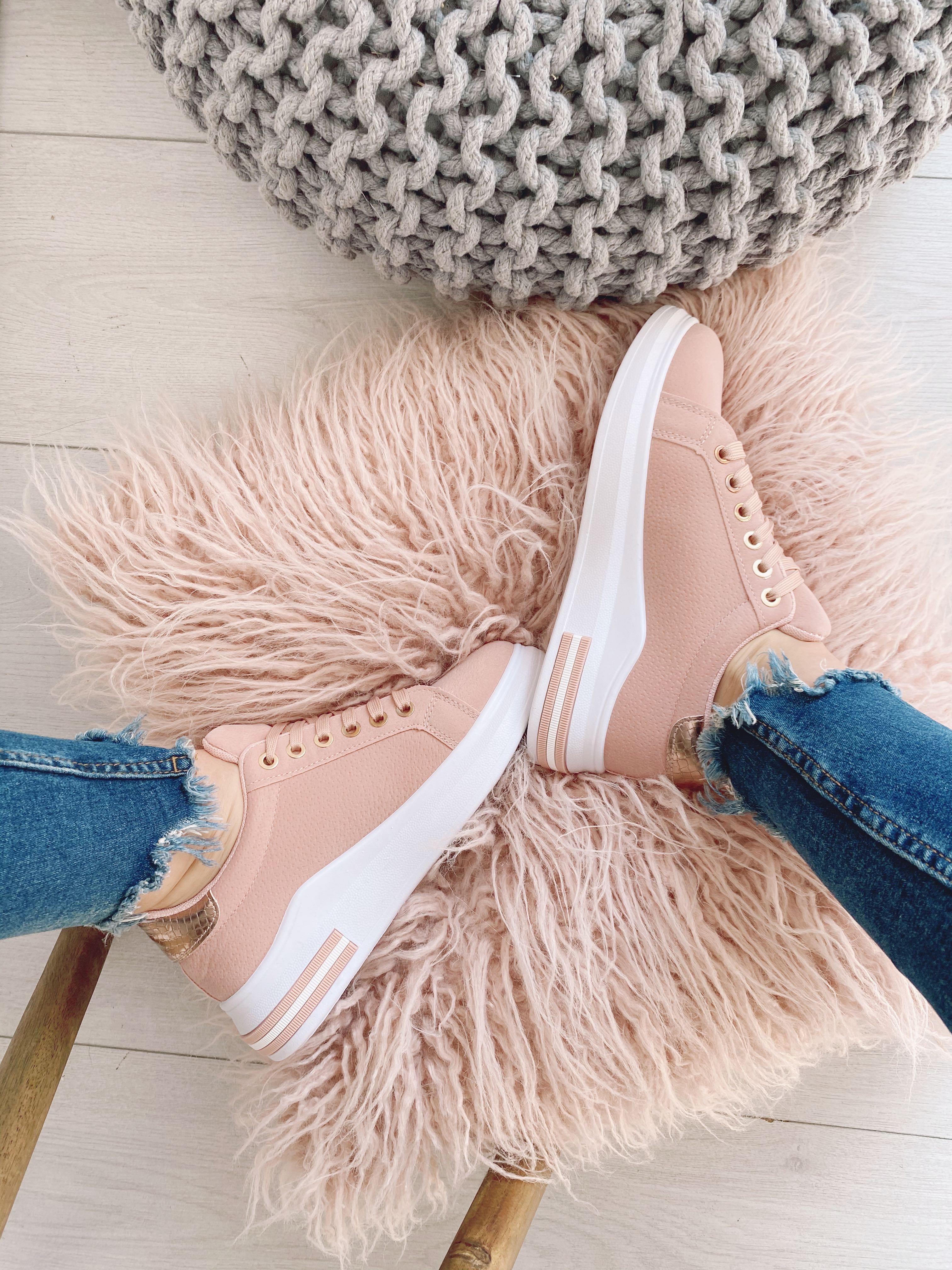 Superge B0-602 Pink