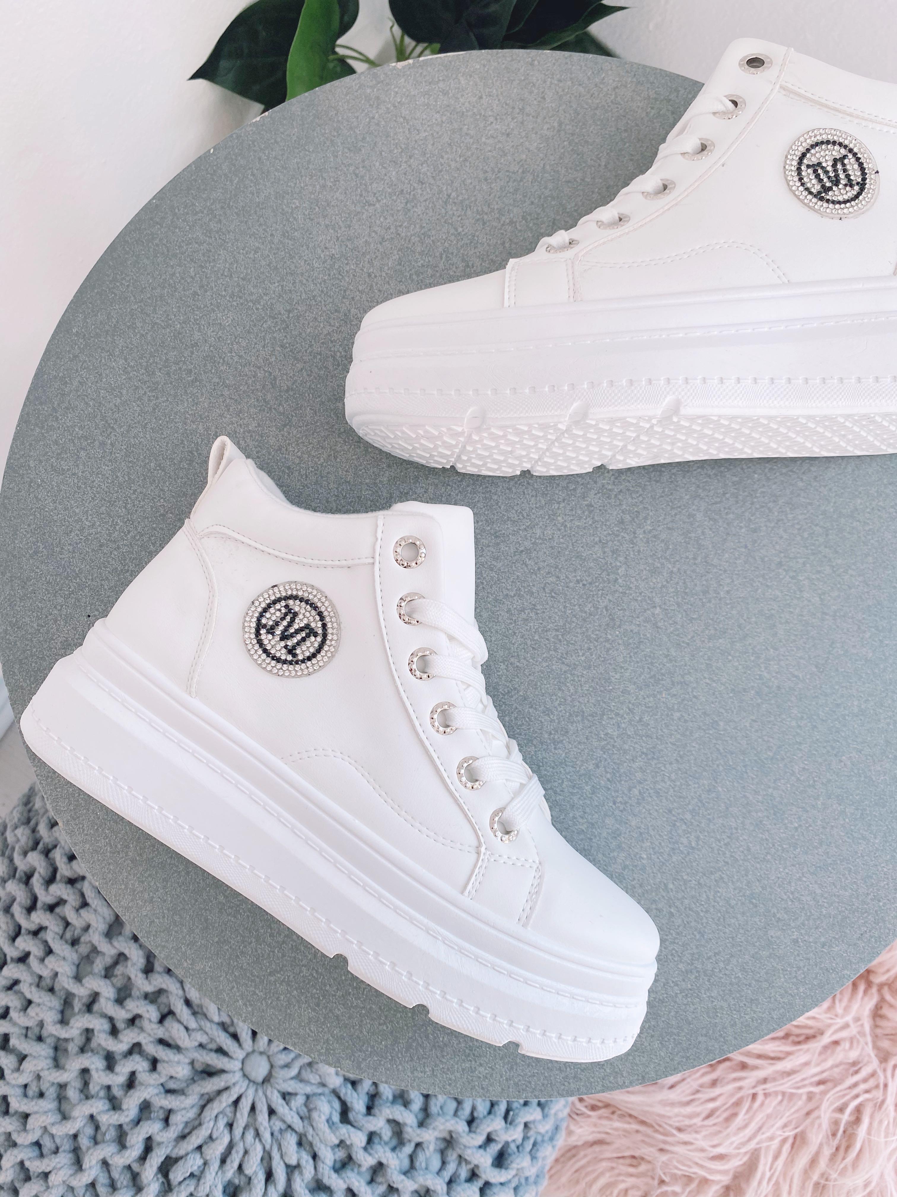 Gležnarji 50-W7 White
