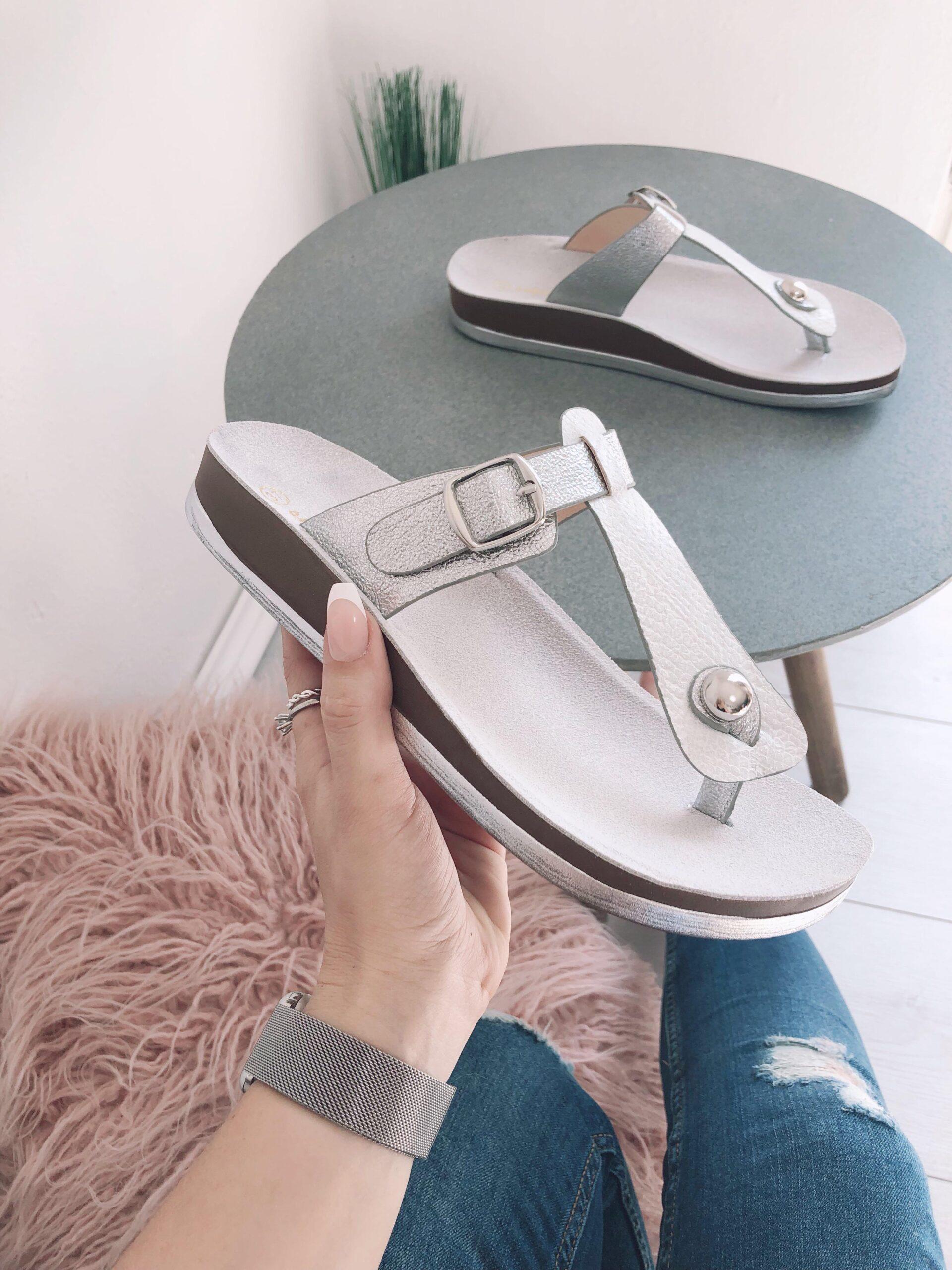 Sandali 9910 SILVER