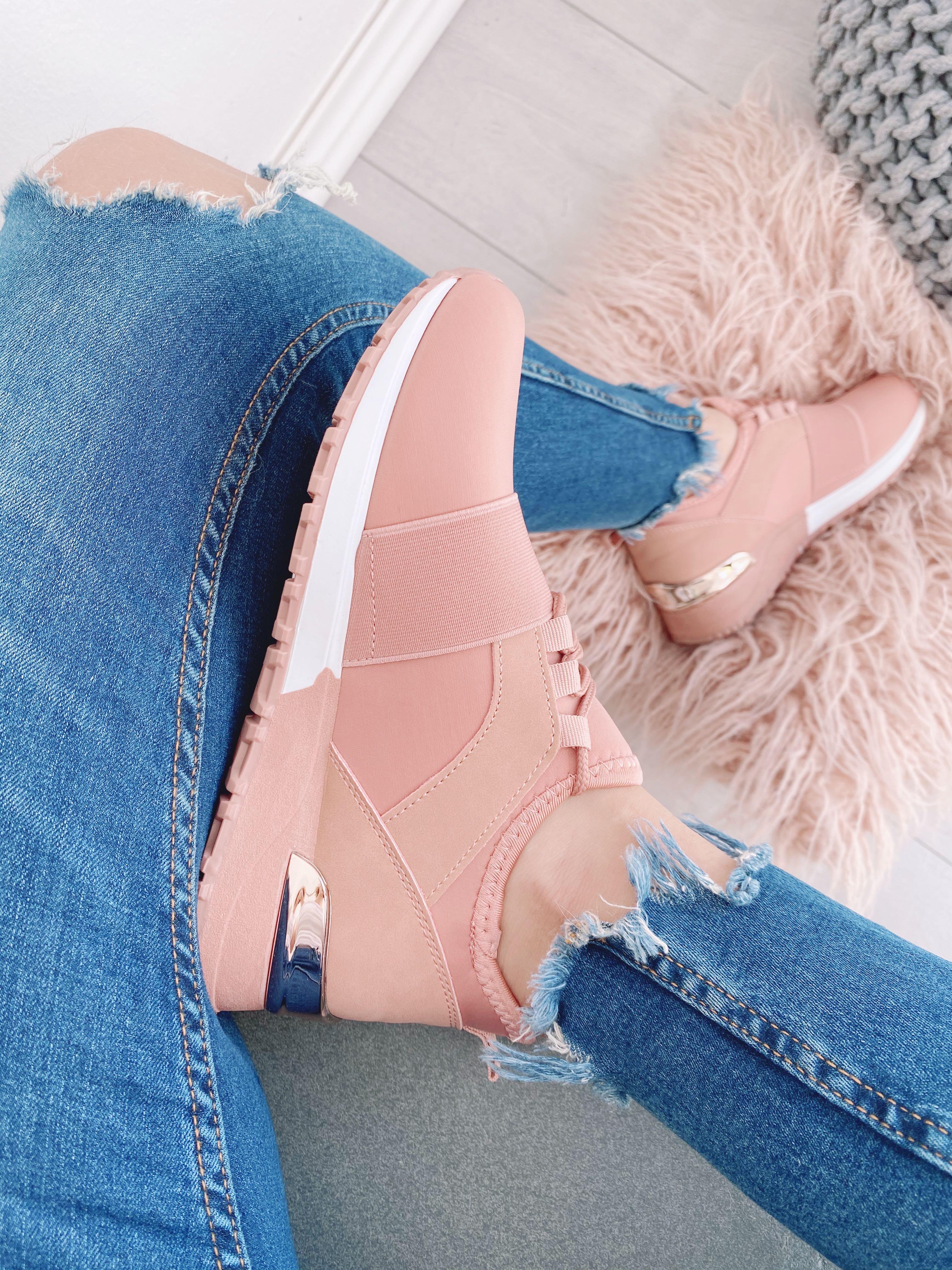 Superge D923-17 Pink