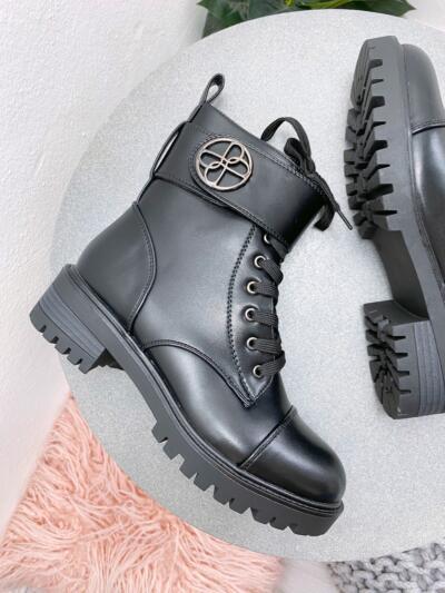 Gležnarji Gležnarji YY6799 Black
