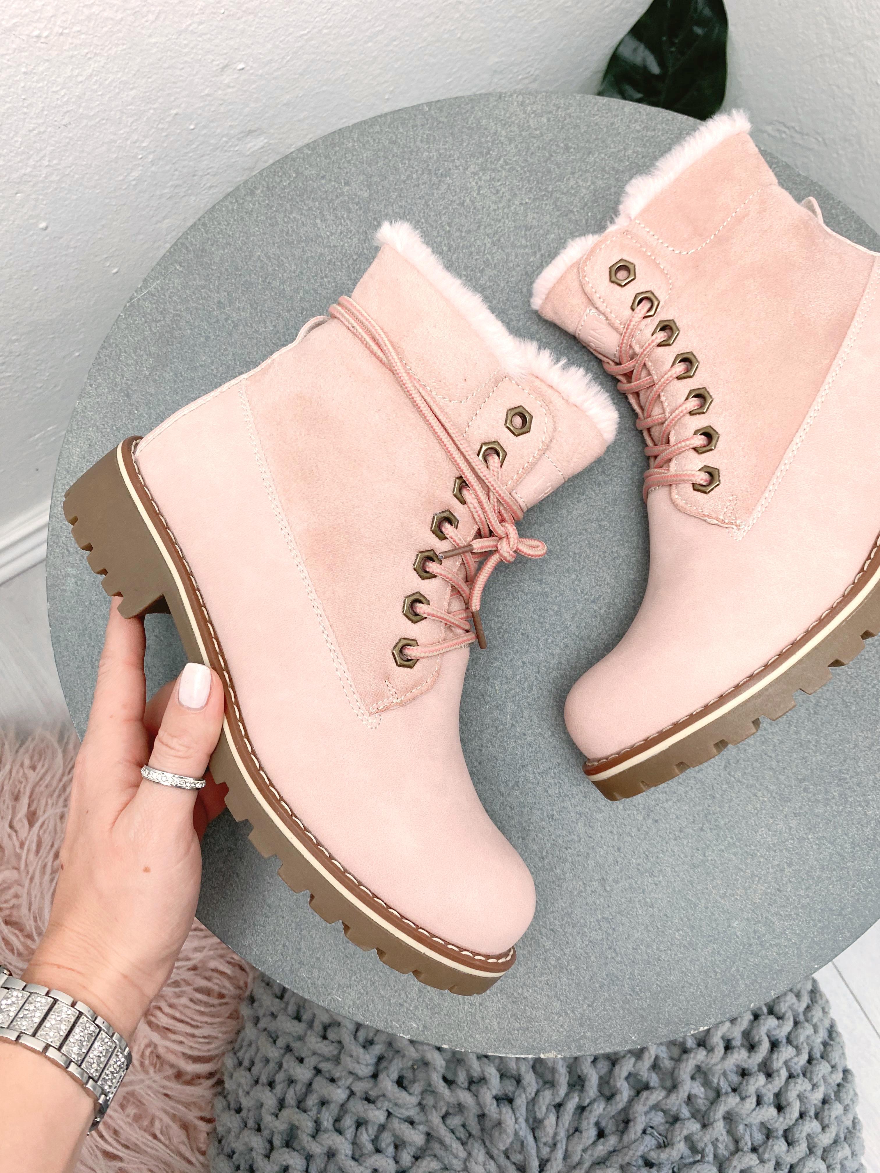 Gležnarji 1009H-PA Pink