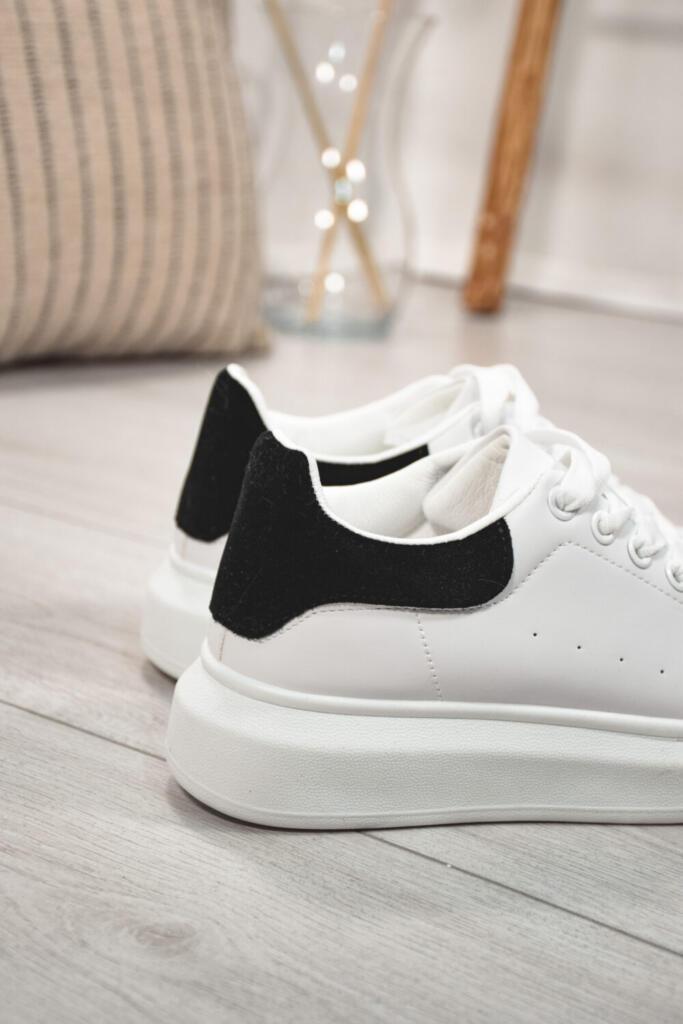 Superge AB16 White/black