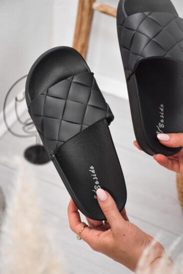 Sandali in Natikači Natikači DT7309-1 BLACK
