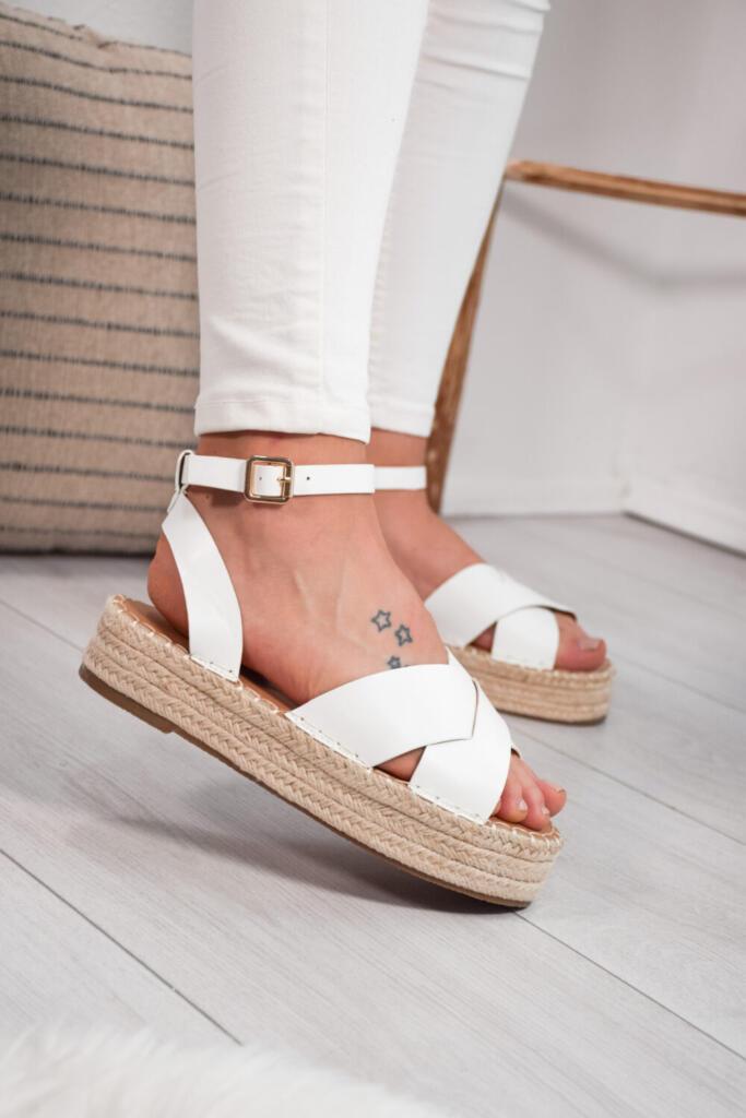 Sandali T6M5023-8 White