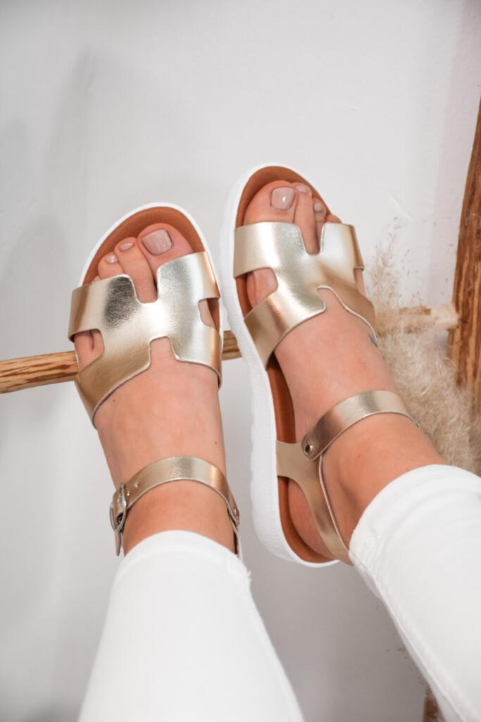 Sandali 013 ORO
