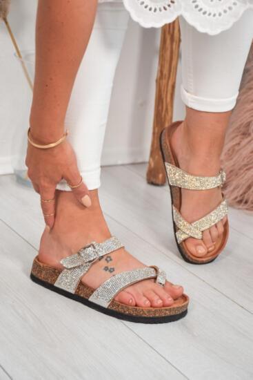 Sandali in Natikači Natikači H560 Silver