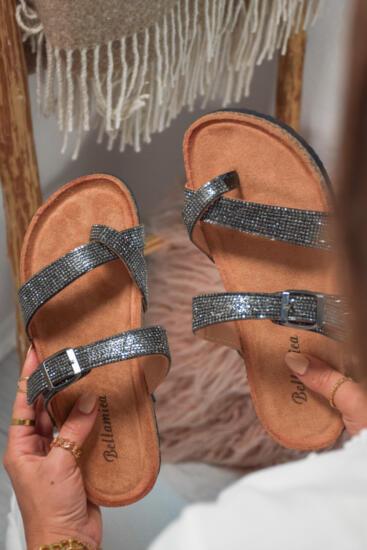 Sandali in Natikači Natikači H560 Black