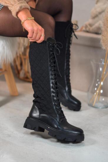 Gležnarji Škornji HBL -13 Black